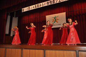 女性会活動の集大成!女性会フェスタを開催