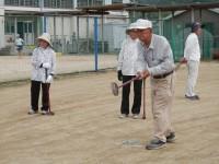 グラウンドゴルフ大会を開催(志染支店)