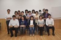 在田支店職員がエコクラフト講習会に参加!