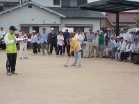 地域でグラウンドゴルフ大会を開催!(三木市久留美支店)